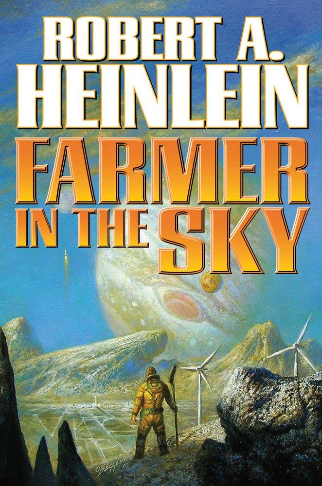 Farmer in the Sky: Amazon.es: Heinlein, Robert A.: Libros en idiomas extranjeros