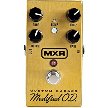 best MXR Custom Badass Modified O.D. reviews