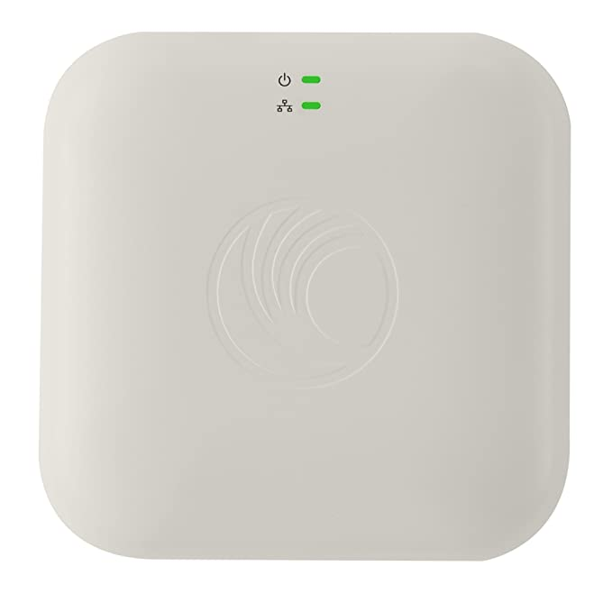 Cambium Networks cnPilot E400 Indoor Wireless Access Point, High Powered, Long Range Wi Fi for Home and Business Cloud Managed Dual Band, 802.11ac PoE Wi Fi Mesh Capable (FCC) (C000100W400A) Wireless  at amazon