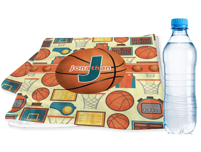 バスケットボールスポーツタオル( Personalized )   B0764T3MNR