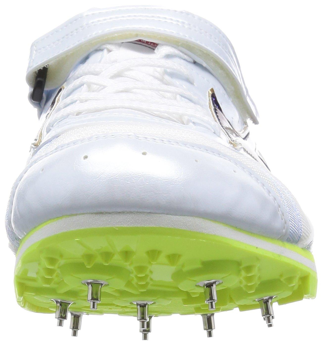Mizuno Men's Field GEO LJ Track Shoes Yellow US 10.5 by Mizuno (Image #4)