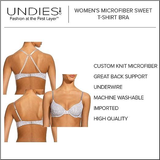 Undies Sweet T-Shirt Bra