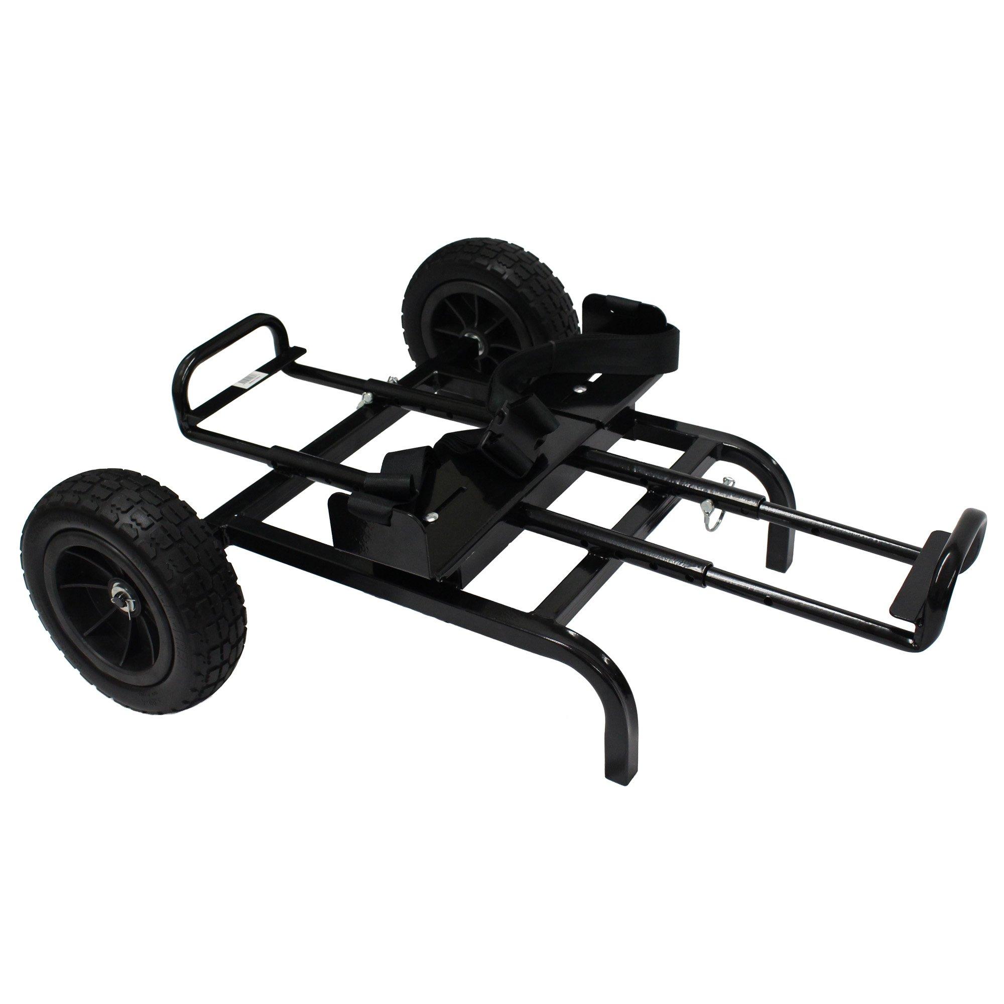Garden Star 70135 Universal Fit Cooler Cart, Black by Garden Star (Image #3)