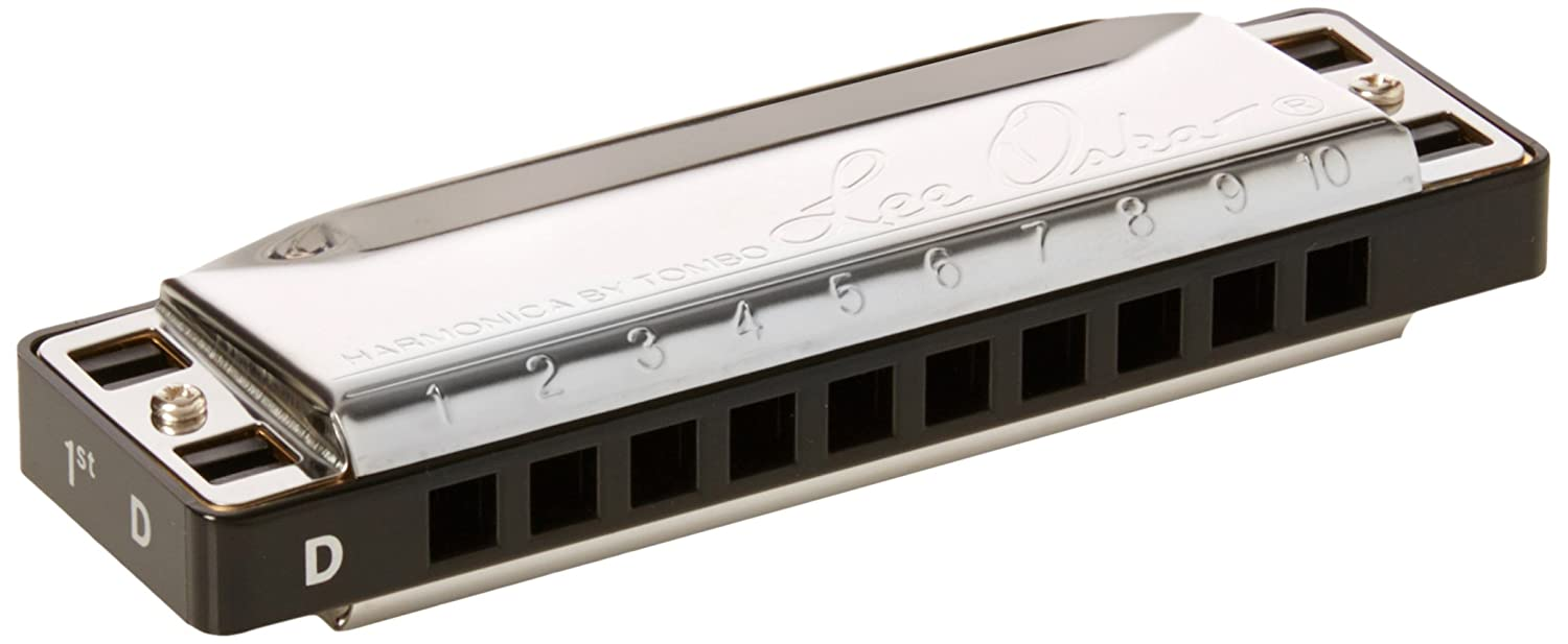 Lee Oskar 797005 - Armónica diatónica, Re mayor Lee Oskar 1910-D Harmonica