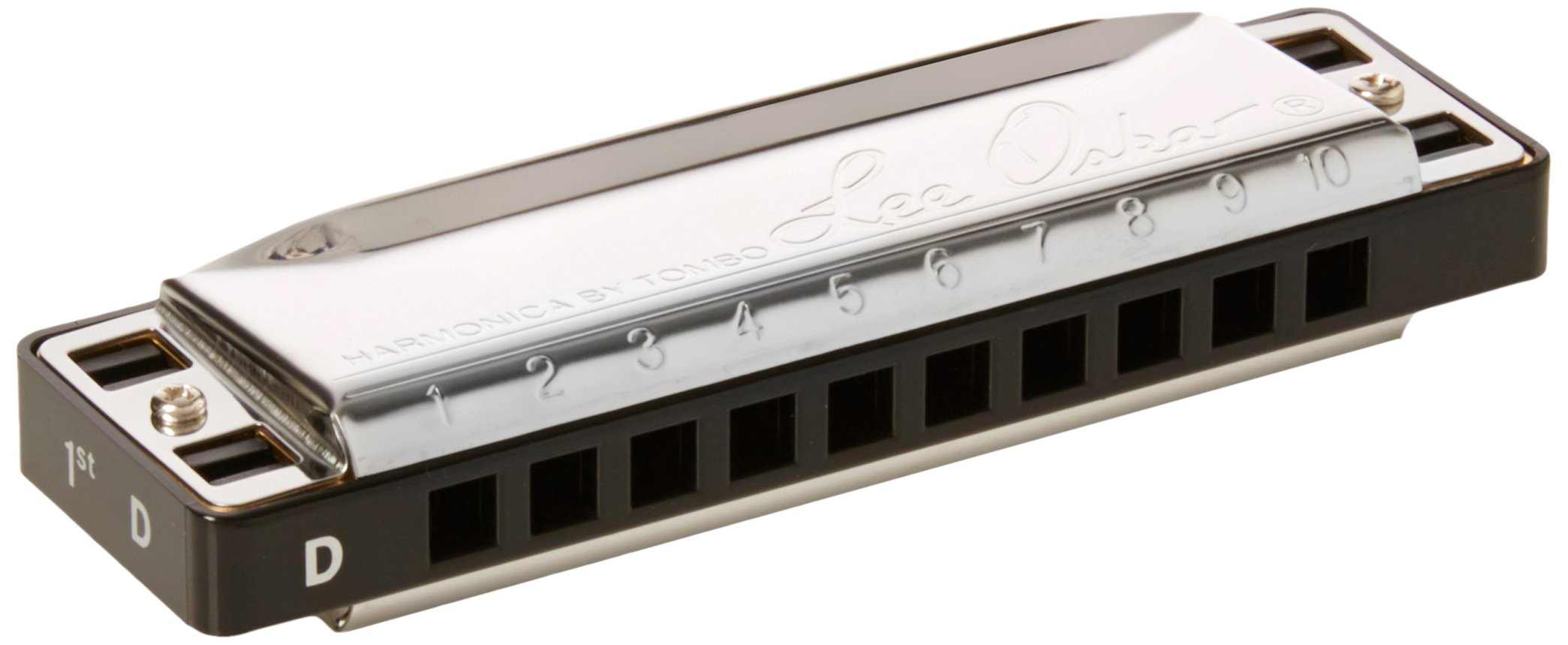 Lee Oskar Harmonica, Major Key of D