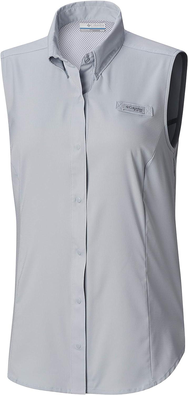 Columbia Womens Tamiami Womens Sleeveless Shirt