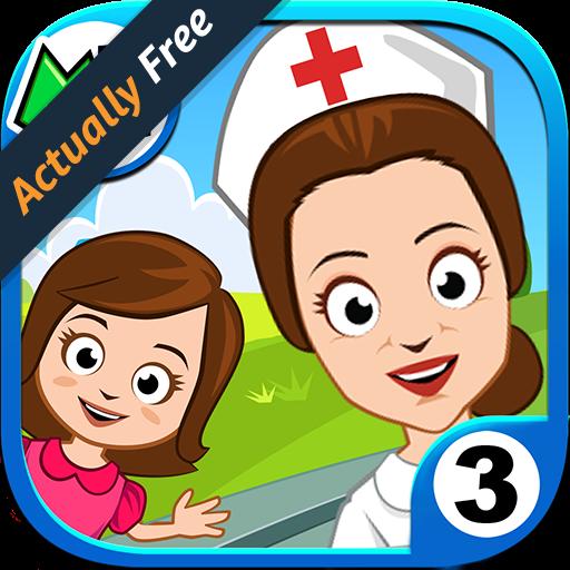 My Town : Hospital - App Xray Gift