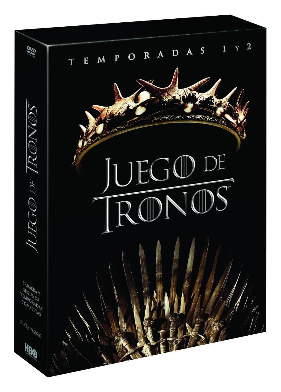 Pack Juego De Tronos Temporada 1-2 [DVD]: Amazon.es: Lena Headey ...
