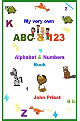 My Very Own ABC 123 Alphabet & Numbers Book Kindle Edition