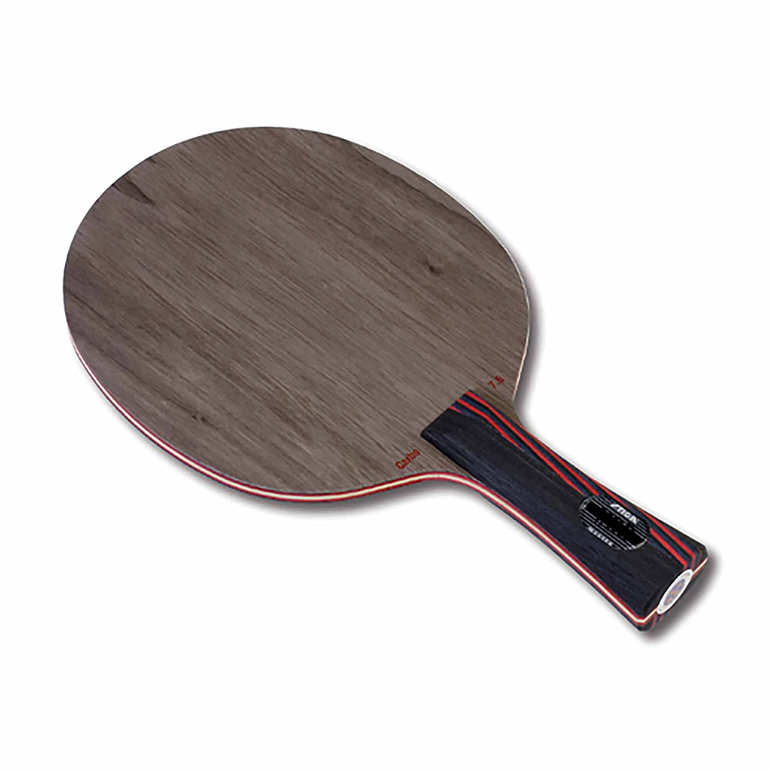 Table Tennis Blade Stiga Carbo 7.6/WRB Wood One Size Master Grip