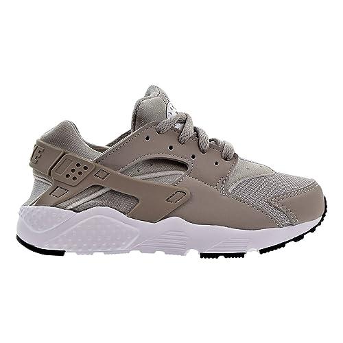 official photos fb5a3 7dc00 Nike Huarache Run (PS) Little Kid s Shoes Bright Cobblestone White 704949 -029