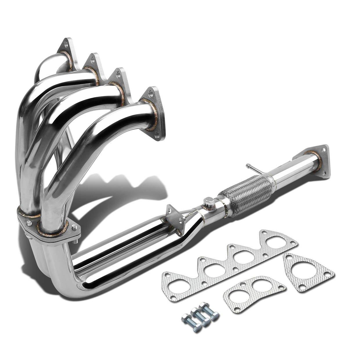 For Honda Prelude 4-2-1 Design Stainless Steel Exhaust Header Kit - H22