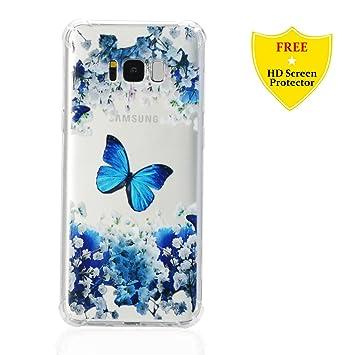 idatog galaxy s8 plus hlle kreatives muster transparent tpu silikon schutz handy hllen smartphone schutzhlle - Handyhullen Muster