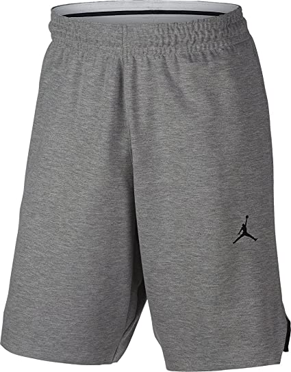 02149be2997 Size Large Men's Nike Jordan 23 Lux Shorts 812586 063 Grey/Black