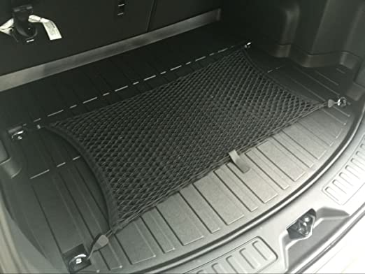 Pegasuss Custom fit High Elastic Floor Style Rear Trunk Storage Luggage Net for Land Rover Range Rover Sport