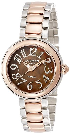 Watches, Parts & Accessories Locman Orologio Donna Tutto Tondo 0361v07 Other Watches