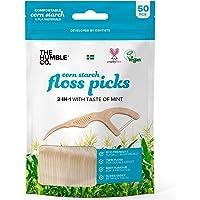 Humble Natural Dental Floss Picks - Flossers