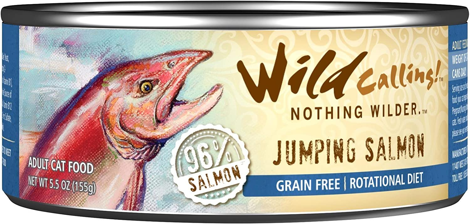 wild calling cat food and reviews