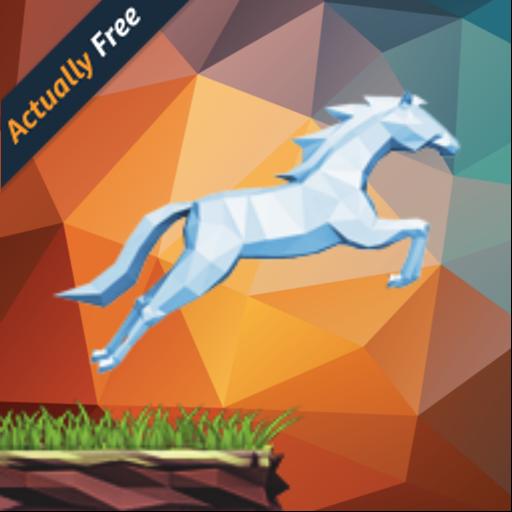 Princess Unicorn Dash Runner, [An amazing Horse Running ()