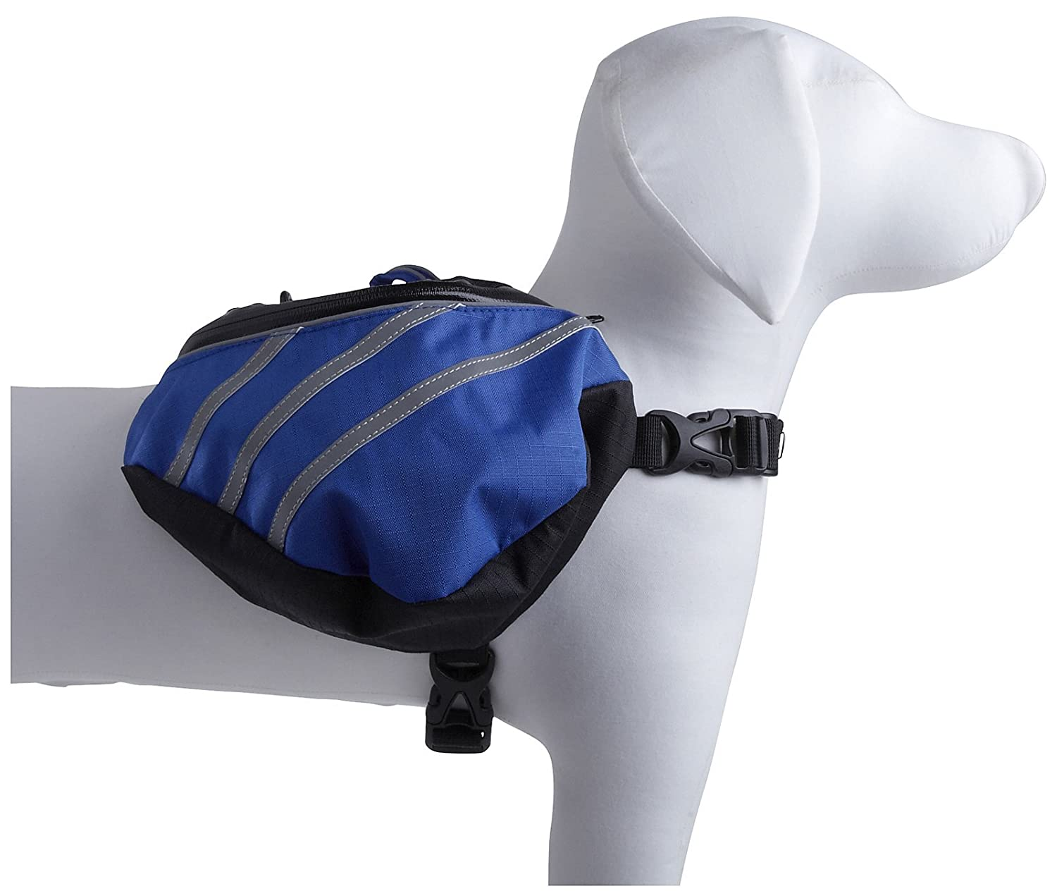 Everest Pet Backpack X-Small Blue Pet Life LLC.