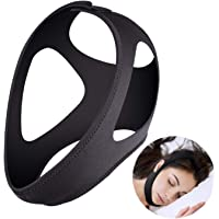 Anti Snoring Chin Strap, Stop Snoring, The Most Effective Snoring Solution, Snoring Reduction Relief Stopper, Sleep Aid Devices Adjustable Comfortable Bands For Men And Women