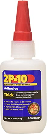 FastCap Solo Thick Adhesive Refill (2.25 Ounces)