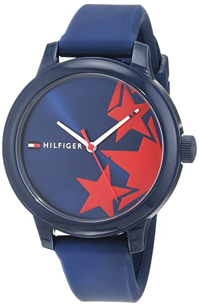 Amazon.com: 1781795 Tommy Hilfiger Ashley Ladies Analog Multicolored Casual Quartz Tommy Hilfiger: Watches