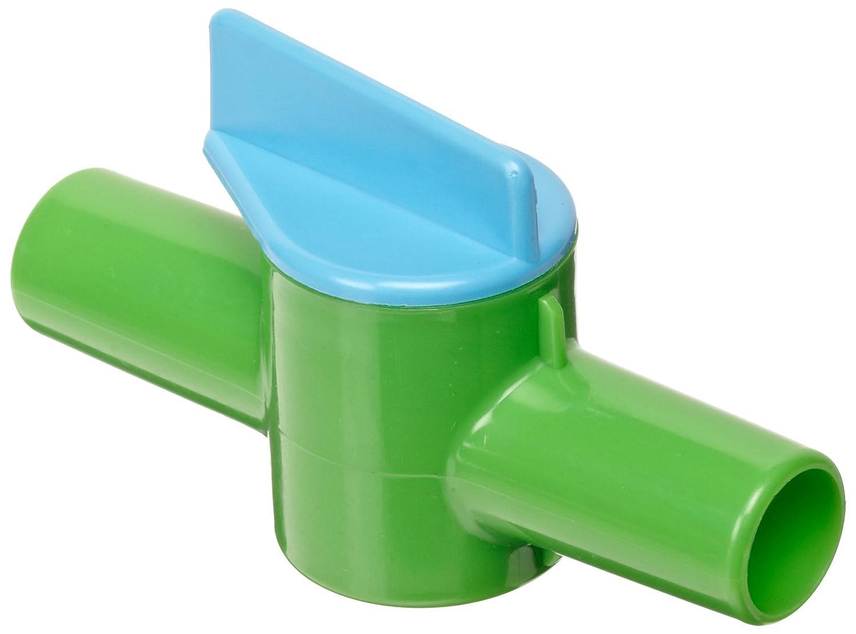 Kartell 228285 Polypropylene Miniature Stopcock 16mm Tubing Size Case Of 10