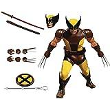 Mezco Toys Mezco ToysAFGMEZ004 Abysse Marvel One 12 Collective Wolverine Action Figure