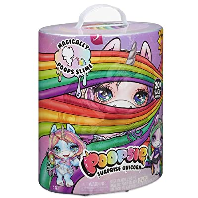 Poopsie Slime Surprise Unicorn: Dazzle Darling or Whoopsie Doodle: Toys & Games