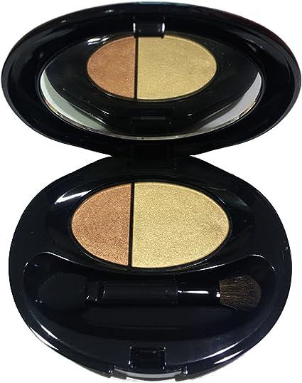 Shiseido – The Makeup, Silky Eye Shadow Duo S2 Oro Gleam, 1er Pack (1 x 2 G): Amazon.es: Belleza