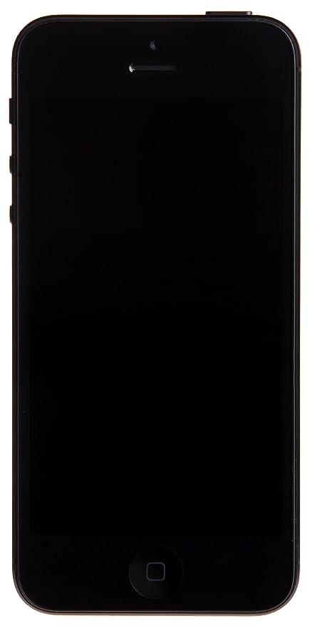 iPhone 5 de 32 GB negro/grafito (GSM) Desbloqueado: Amazon ...