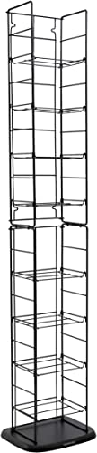 Atlantic Adjustable Wire Media Rack