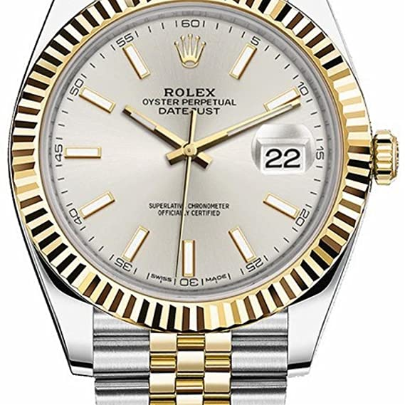 Rolex Datejust 41 automatic-self-wind Mens Reloj 126333 (Certificado) de segunda