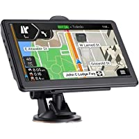 GPS Navigation for Car, Latest 2021 Map 7 inch Touch Screen Car GPS 256-8GB, Voice Turn… photo
