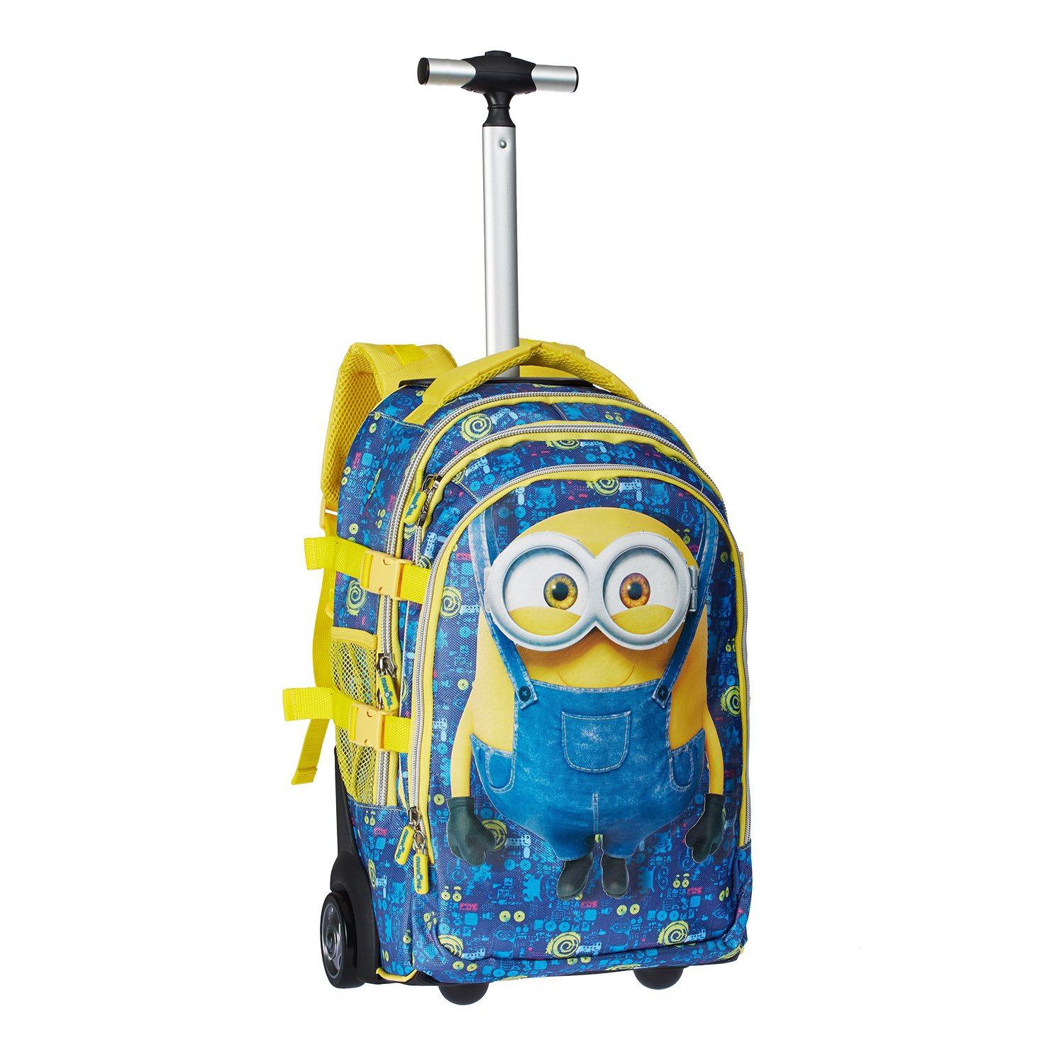 Minions–53092–Rucksack-Trolley Roulette