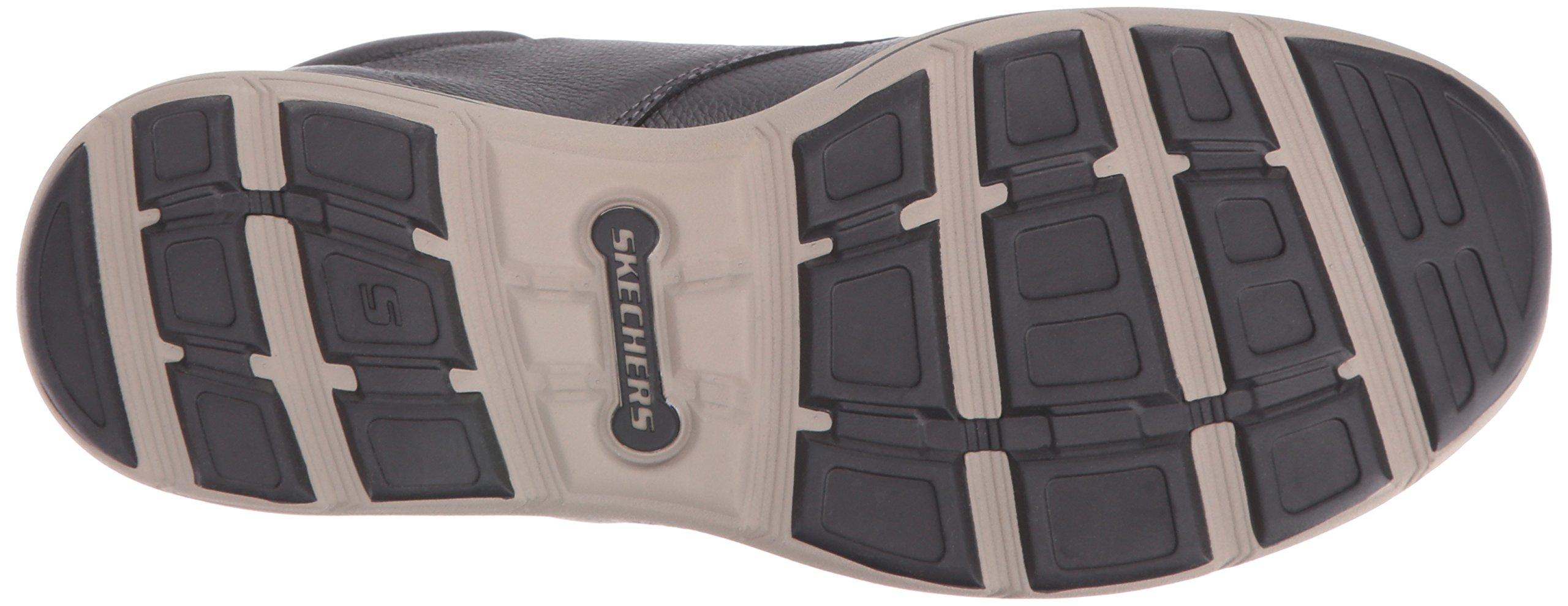 multiple colors temperament shoes 2019 best sell Details about Skechers USA Men's Harper Meldon Chukka Boot,Black - Choose  SZ/color