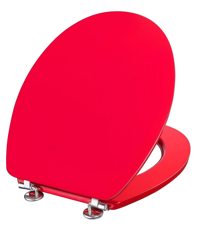 Cornat KSTEL40 - Tapa WC, color rojo pá lido color rojo pálido Conmetall
