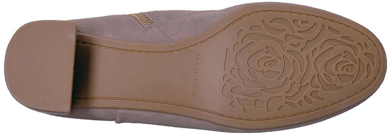 Taryn Rose Fashion Women's Catherine Lux Suede Fashion Rose Boot B071WXZ5XJ 6 M Medium US|Grey/Grey 8e66e9