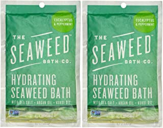 product image for The Seaweed Bath Co. Hydrating Seaweed Bath: Eucalyptus & Peppermint - 2 Pack (2 Oz. / 57g each)
