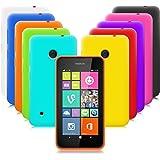 G-HUB® - MULTI PACK de 10x Fundas para NOKIA LUMIA 530 - Caja Funda de Protección en Gel Silicona Flexible está en una variedad de colores en el paquete - Diseñada exclusivamente para NOKIA LUMIA 530 de 2014 (También conocido como: Windows Mobile Versión de LUMIA 530 / etc.) Todas las 10 Fundas está para este Modelo específico de SmartPhone / Teléfono Móvil
