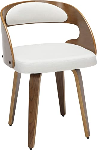 OFM 161 Collection Mid Century Modern 18″ Bentwood Frame Dining Chairs