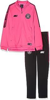 Nike PSG M Nk Dry Sqd TRK Suit K Chándal París Saint-Germain FC ...