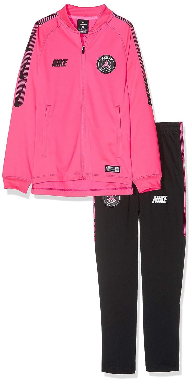 Nike PSG Y Nk Dry Sqd TRK Suit K Chándal, Unisex niños: Amazon.es ...