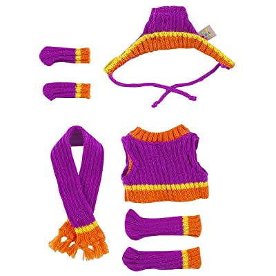 Hasbro I-Dog Chill Purple & Orange Set #2: Toys & Games