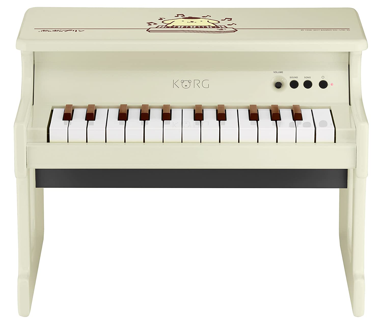 【送料無料(一部地域を除く)】 KORG tinyPIANO tinyPIANO タイニーピアノ KORG ミニ25鍵 ミニ25鍵 ポムポムプリンモデルポムポムプリンB077GPRLGJ, クリハシマチ:1ca5f75e --- a0267596.xsph.ru
