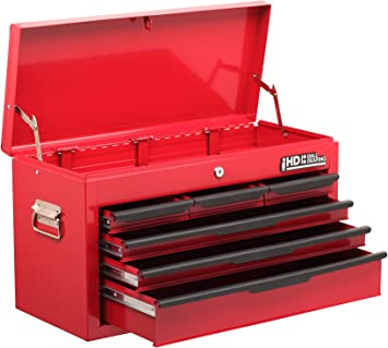 Hilka G208C6BBS Pecho de almacenamiento 6 cajones herramientas ...