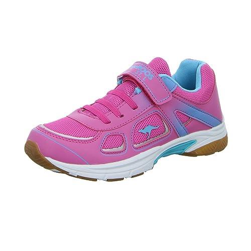 Kangaroos 16017 694 - Zapatillas de Running para niña: Amazon.es: Zapatos y complementos