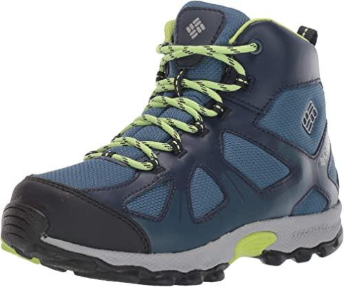 K Columbia Kids Unisex Redmond Waterproof Hiking Shoe YOUTH REDMONDTM WATERPROOF