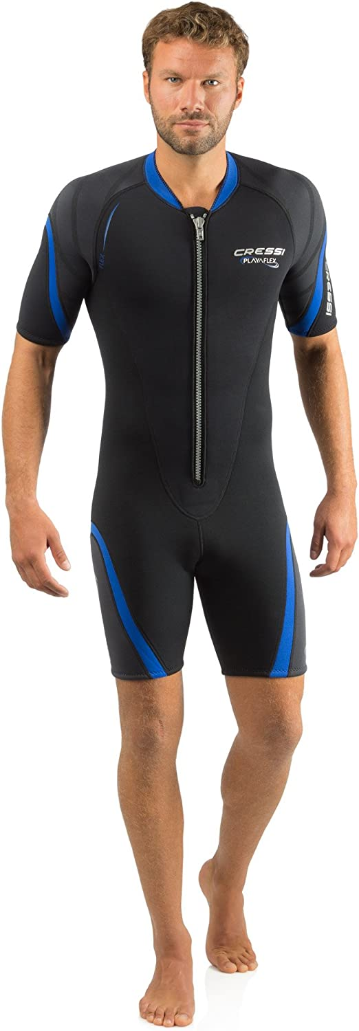 Amazon.com: Cressi Shorty - Traje de buceo para hombre ...